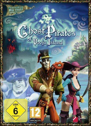 Descargar Ghost Pirates Of Vooju Island [English] por Torrent